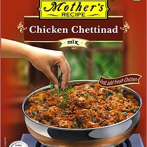 Mother's RTC Chicken chettinad