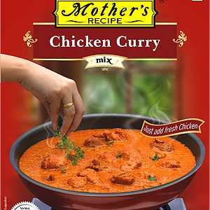 Mother's RTC Chicken Curry