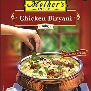 Mother'sRTC Chicken Biryani