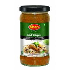 SHAN SINDHI BIRYANI 300G