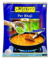 MOTHERS PAV BHAJI