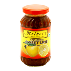 MOTHERS SWEET LIME PICKLE 575G