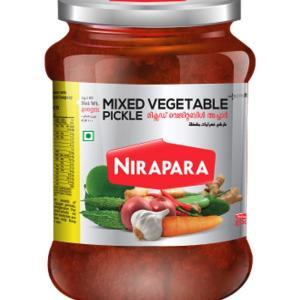 Nirapara Mix Veg Pickle 400 gms