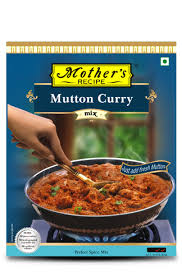 Mother's RTC Mutton curry