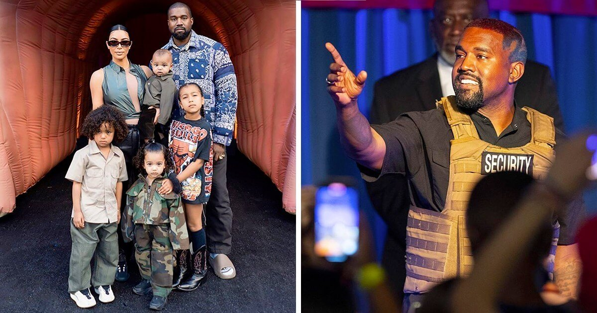 Kanye West reveals how Kim Kardashian saved their daughter when he wanted an abortion, just like his mother saved his life
