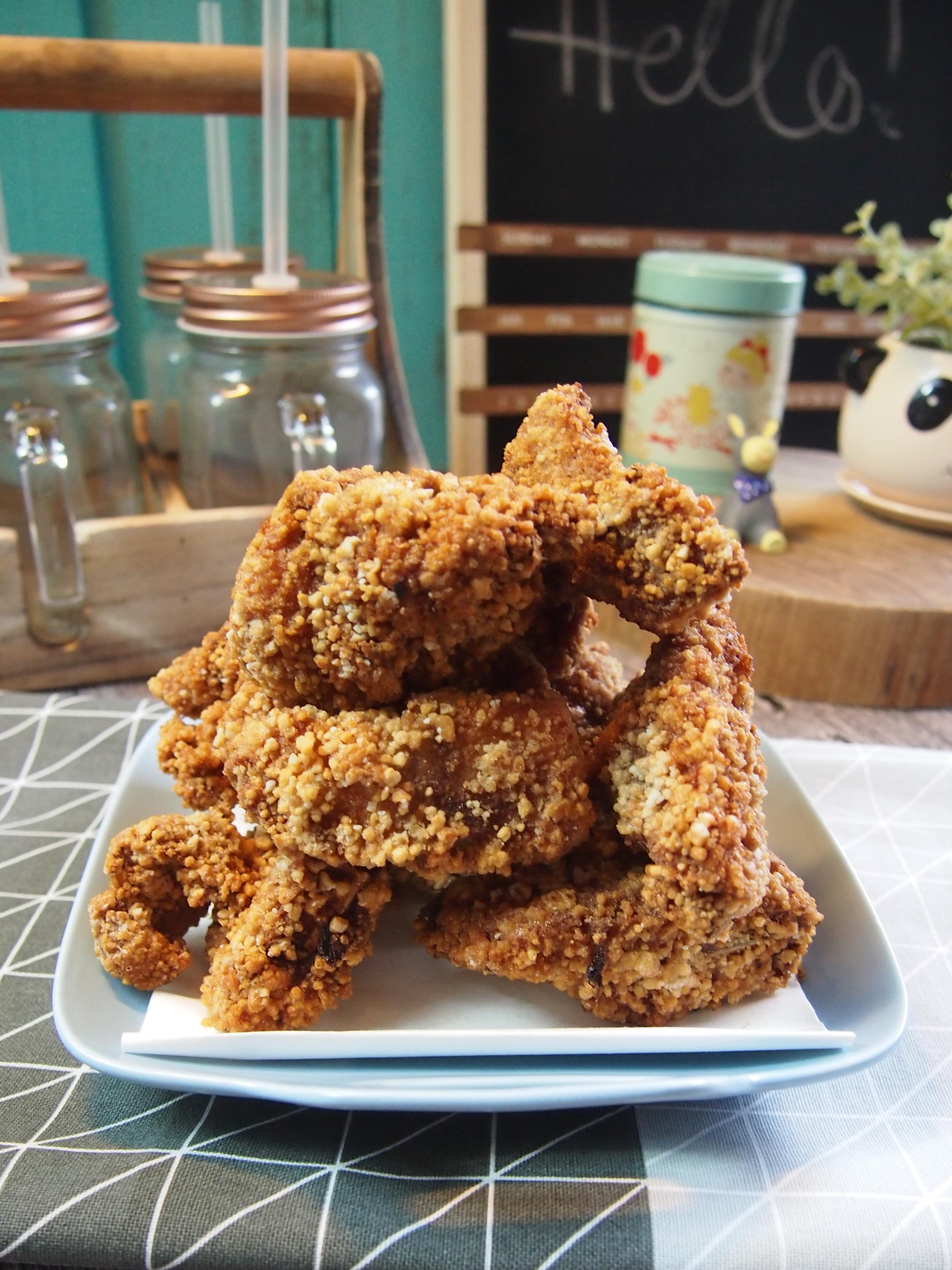 SUPER YUMMY Crispy Nam Yu Pork / Nan Ru Pork 南乳炸肉