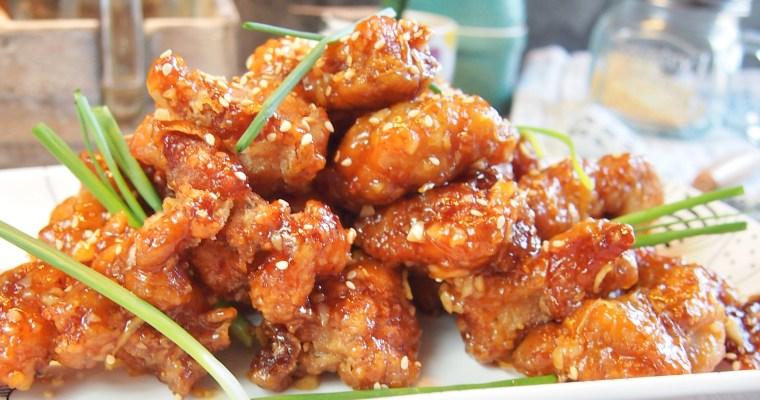 Super Easy Chinese Honey Chicken Recipe 蜜糖鸡