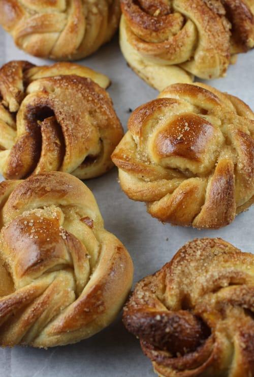 Bread Cinnamon Rolls Flour