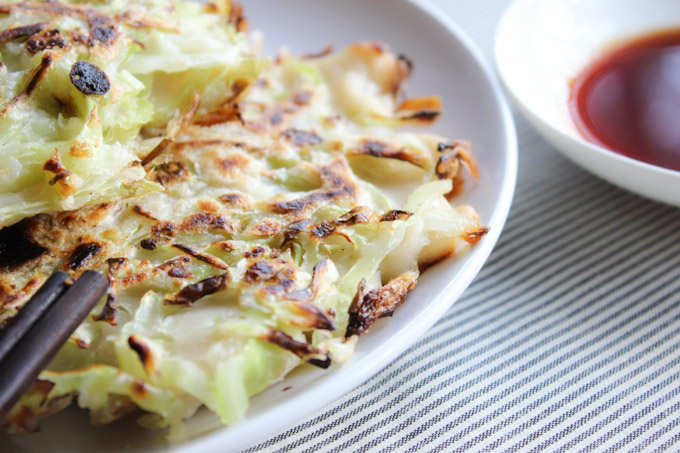 Easy Cabbage Pancake (6 of 7)