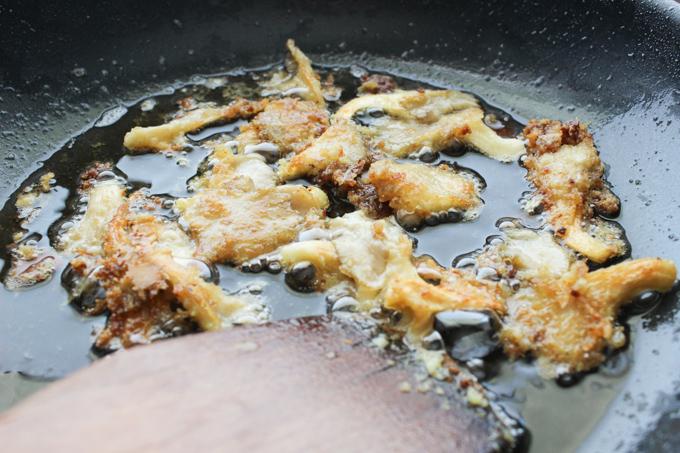 Fried Mushroom Snack-3