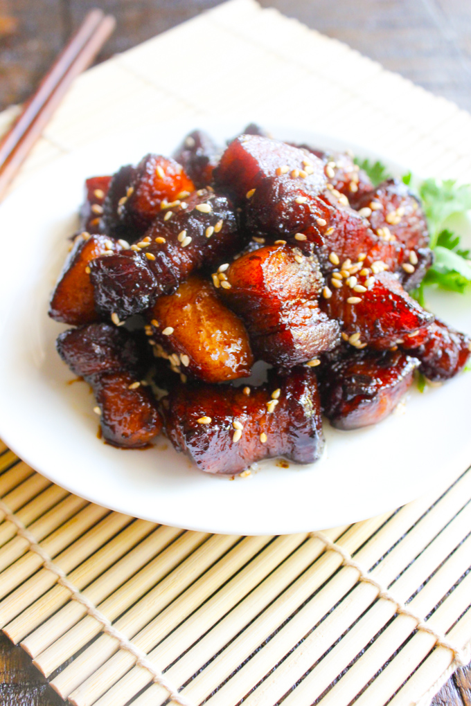Sugar Braised Pork Belly Recipe