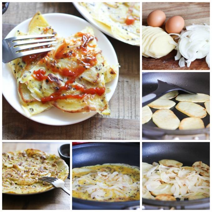How to make Potato Pancake