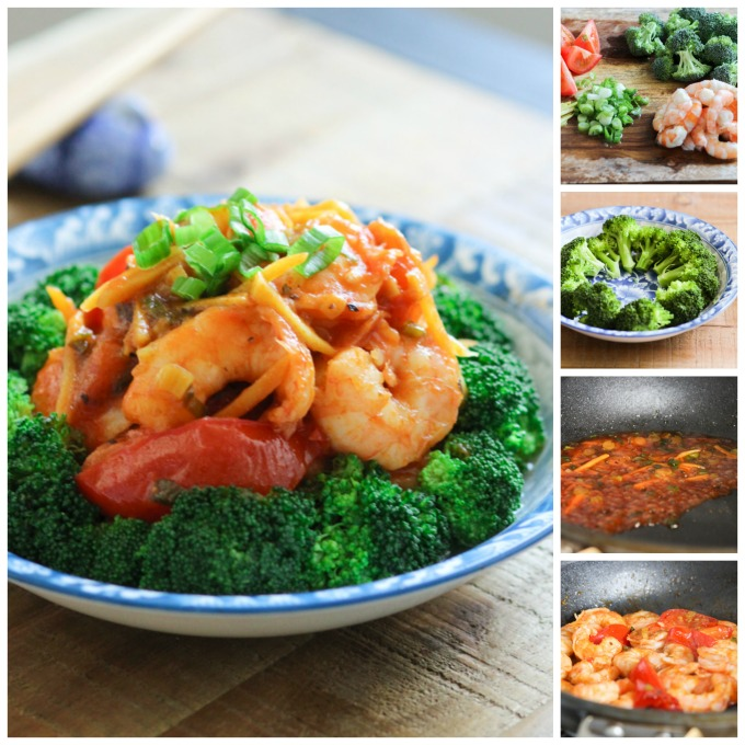 How to make Shrimp and Broccoli Stir-fry