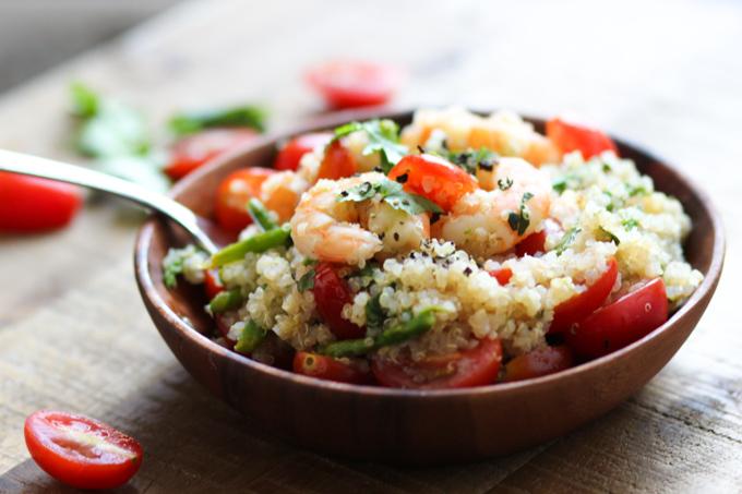 Shrimp and Asparagus Salad-2