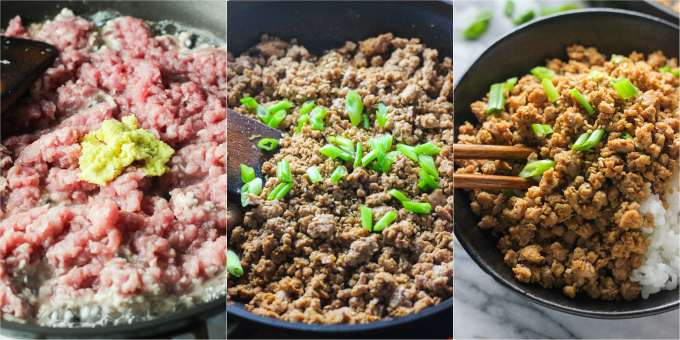 how to make minced ginger