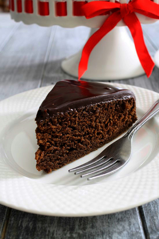 Eggless Chocolate Cake Recipe Eggless Cake Recipe With Condensed Milk