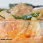 Simple Mooli n Hari Mirch Ka Achaar (Radish n Green Chilli Pickle)