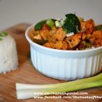 Simple Tofu & Vegetable Stir Fry