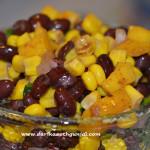 Black Bean & Mango Salsa