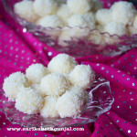Quick & Easy Nariyal ke Ladoo (Coconut Ladoo)