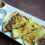 Veggie Quesadillas-Diabetes Friendly Thursdays