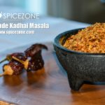 Homemade Kadhai Masala