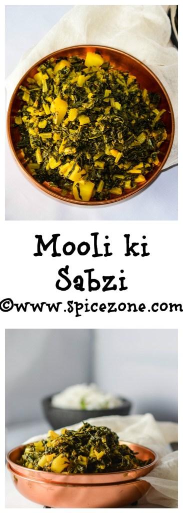 Mooli Ki Sabri
