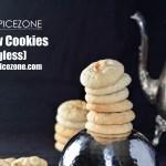 Cashew Cookies | Eggless Cashew Cookies