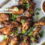 Jerk Chicken Wings | Baked Version