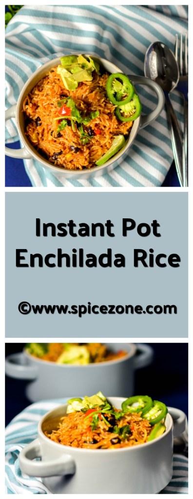Enchlilada Rice