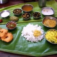 Andhra Thali ~ Mudda Pappu, Bendakaya Vepudu | Ugadi Special Thali