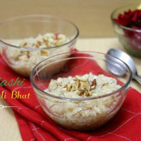 Ekadashi Farali Bhat | How to make Sweet Moriyo