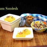 Aam Sandesh | How to make Mango Sandesh