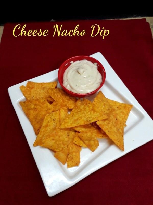 Cheese Nacho Dip