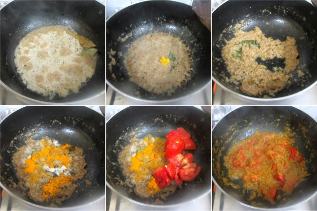 How to make Vada Curry 2