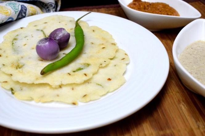 Chattisgarhi Rice Roti