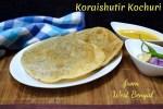 Koraishutir Kochuri
