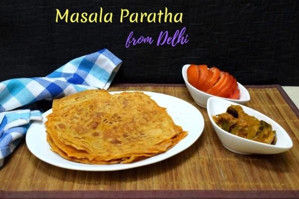 Masala Paratha
