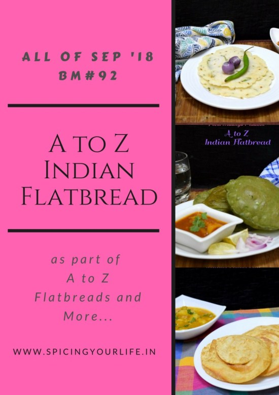 A to Z Indian Flatbread