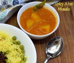 Spicy Aloo Masala