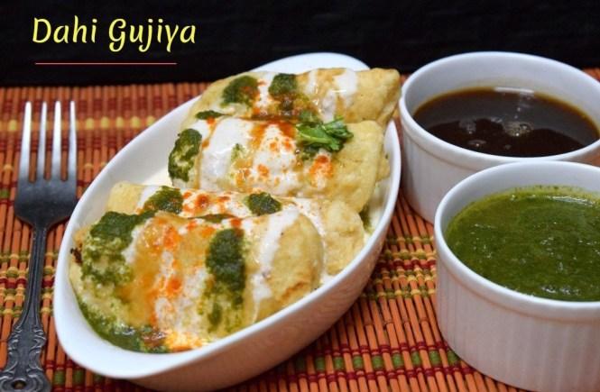 Dahi Gujiya