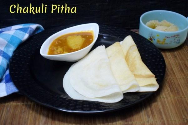 Chakuli Pitha