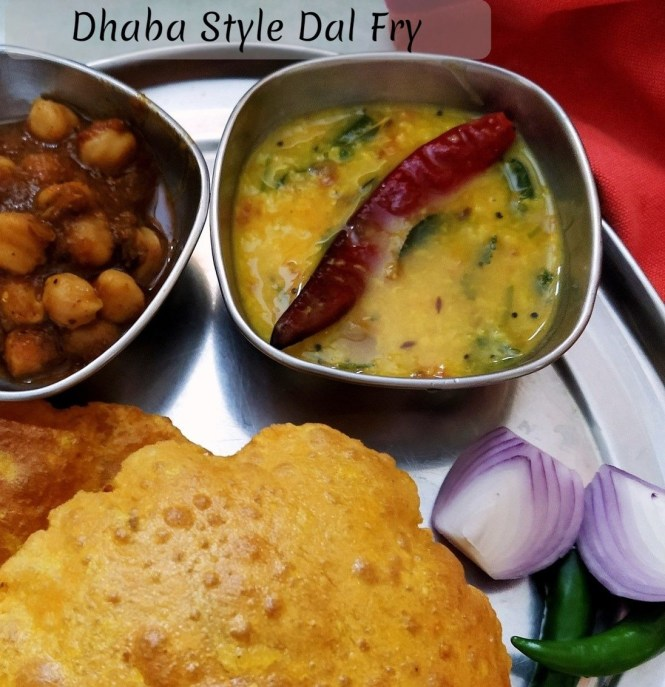 Dhaba Style Dal Fry