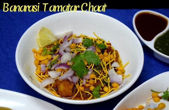 Banarasi Tamatar Chaat