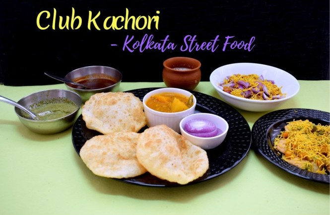 Kolkata Street Food - Club Kachori