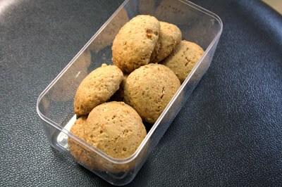 Vegan Whole Wheat Cookies