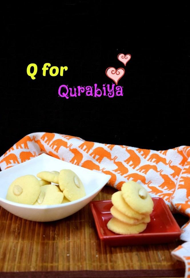 Qurabiya from Iran