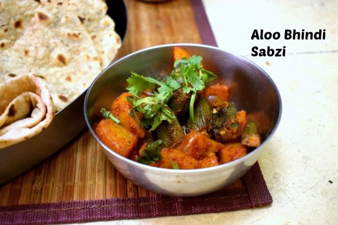 Aloo Bhindi Sabzi