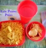Easy Paneer Pulao