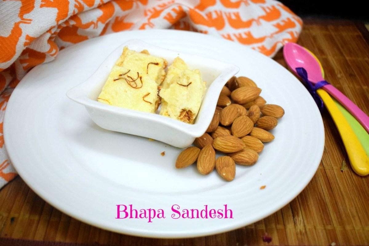 Bhapa Sandesh   How to make Steamed Sandesh